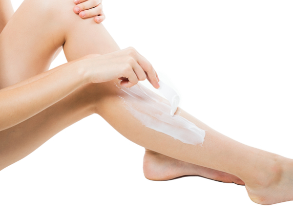 The Ill Effects Of Using Hair Removal Creams Boldsky Com