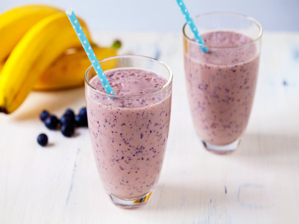 smoothie to lower high blood pressure