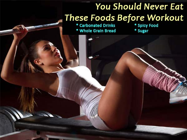 health fitness foods should never before