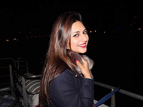 Divyanka's Holiday Lookbooks
