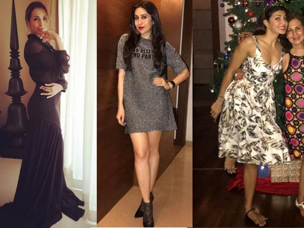 Look Into Bollywood's Party Wears
