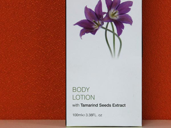 organic harvest body lotion review
