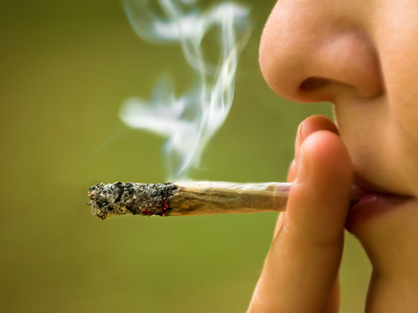 Passive Weed Smoking Can Affect KIds?