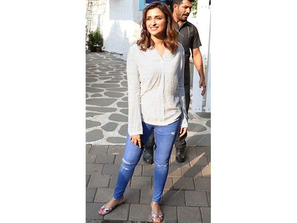 Parineeti Goes Back To Basics!