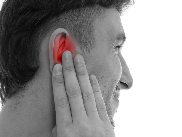 Kitchen Remedy For Ear Pain