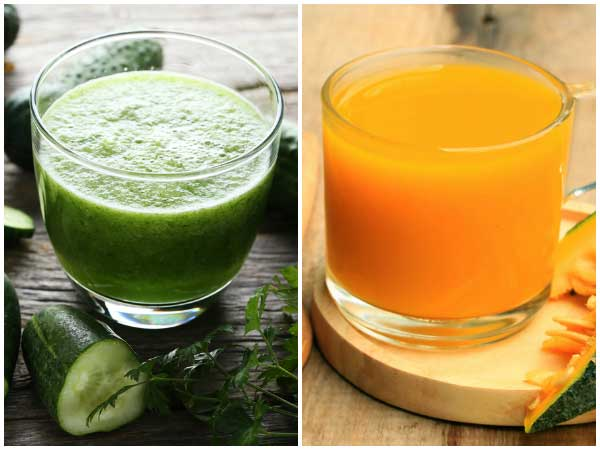 What Happens When You Drink Cucumber & Pumpkin Juice?