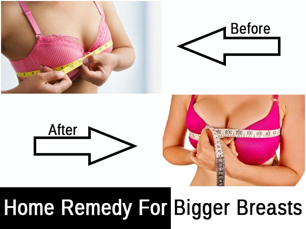 Ayurvedic Drink To Increase Breast Size, That Works For Every Woman!