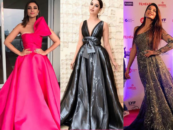 Catch Fashion Highlights: The Best Of Jio Filmfare Awards 2017