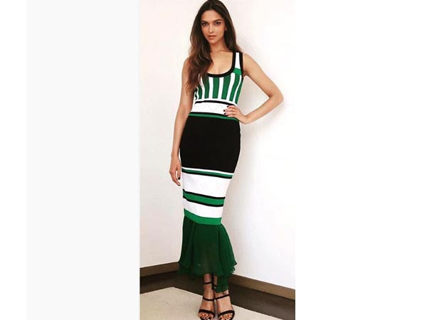 deepika padukone lookbook