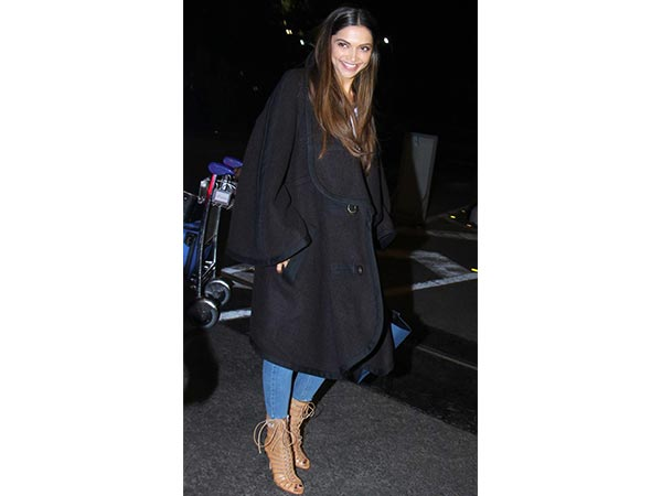 deepika padukone airport lookbook