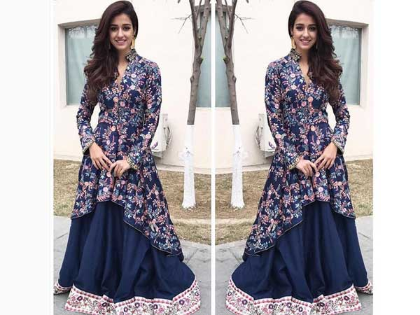 disha patani latest lookbook