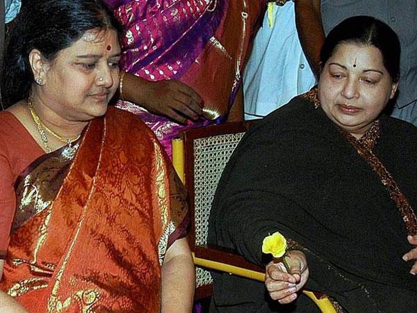 jayalalithaa and sasikala relationship trust