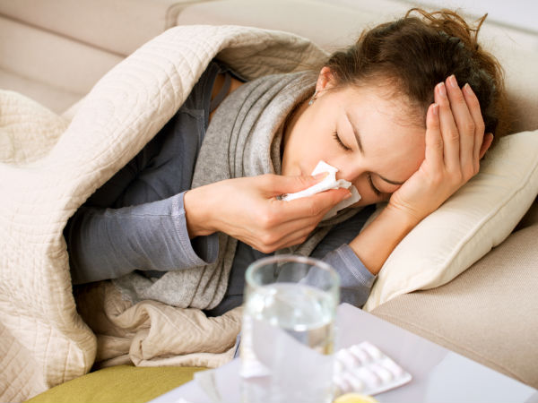 what happens when you take painkillers during flu