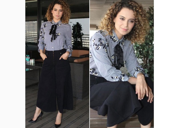 Kangana Is The Queen Of Fashion
