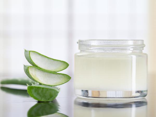 how to make aloe vera gel in hindi