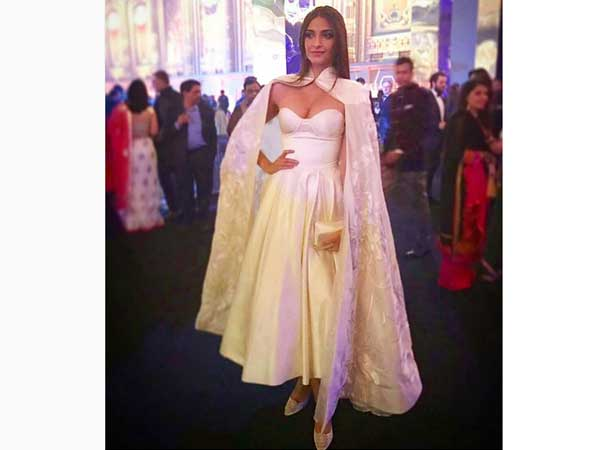 Sonam Kapoor's Fashion & More