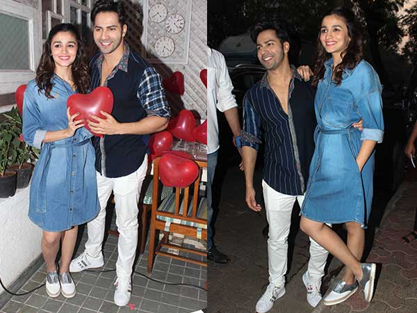 Alia & Varun's Couple Fashion