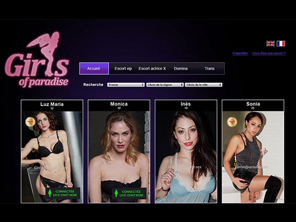 Style adult website