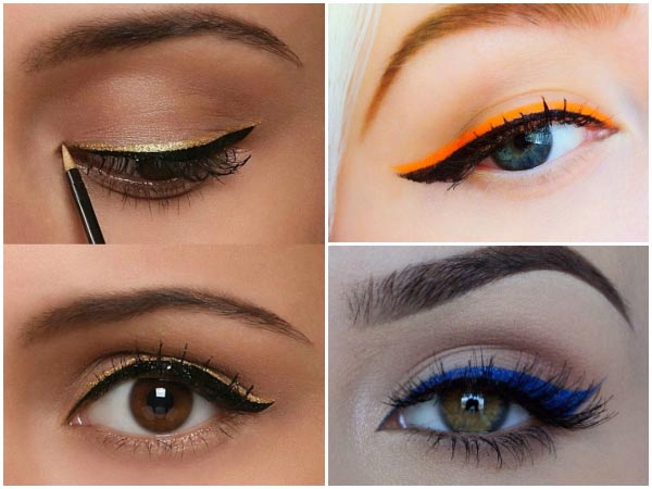 Eyeliner Colours You Should Try (Other Than Black)