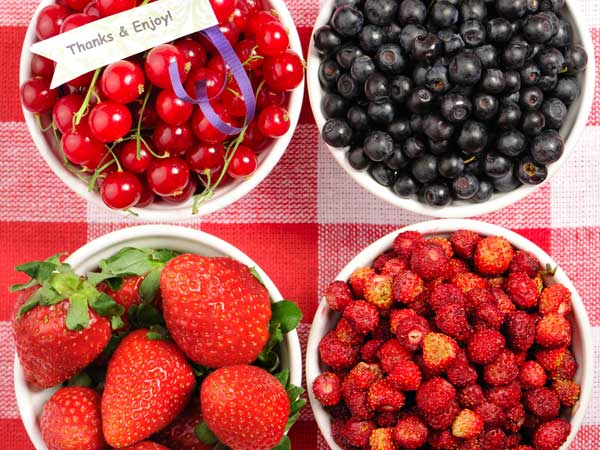 7 Reasons Why Berries Are One Of The Healthiest Foods!