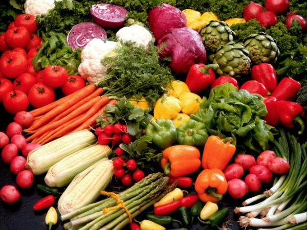 Medicinal Properties Of Fruits & Veggies