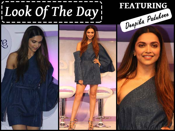 Deepika Padukone Is Catching Up With New York Trends