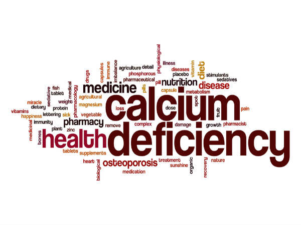 Top Symptoms Of Calcium Deficiency In The Body