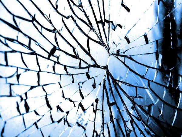 Breaking Glass Omen