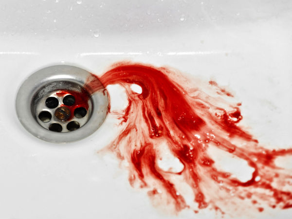 Are You Spitting Blood? Read This!!