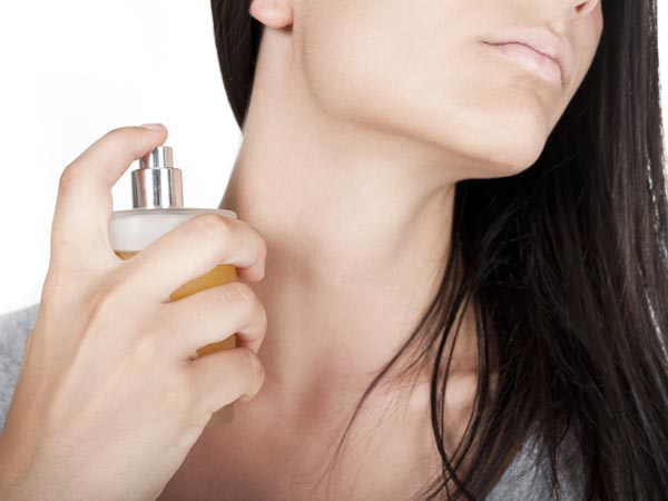 beauty benefits of using perfumes