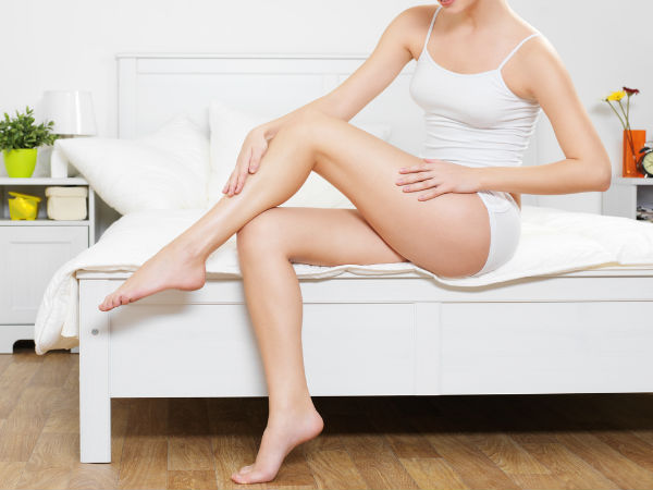 Different Ways To Deal With Large-sized Pores On Legs