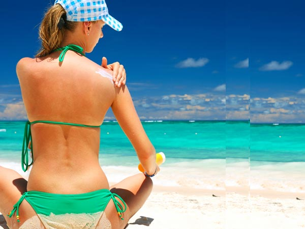 Important Places You Should Never Forget To Apply Sunscreen