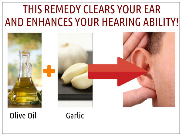 This Remedy Clears Your Ear And Enhances Your Hearing Ability!