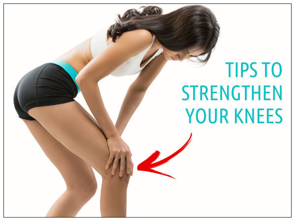 How To Make Your Knees Strong
