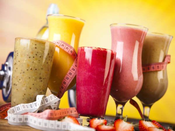 homemade diet drinks