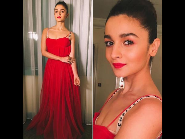Holy Wow! Alia In Dior