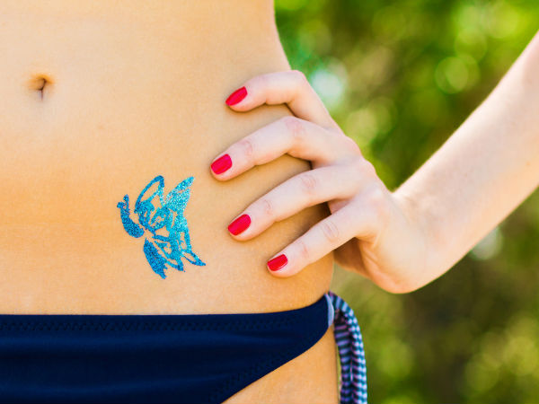 These are the feminine spots where women can get tattoos for Good places to get hidden tattoos