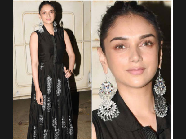 Aditi Rao Hydari Is The Perfect Indian Bohemian Girl