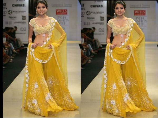 Times When Anushka Sharma Has Worn Yellow
