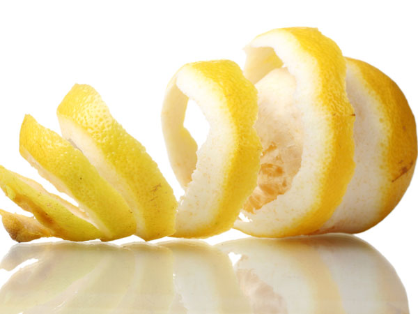 Never Throw Away Lemon Peels, They Have These Health Benefits!