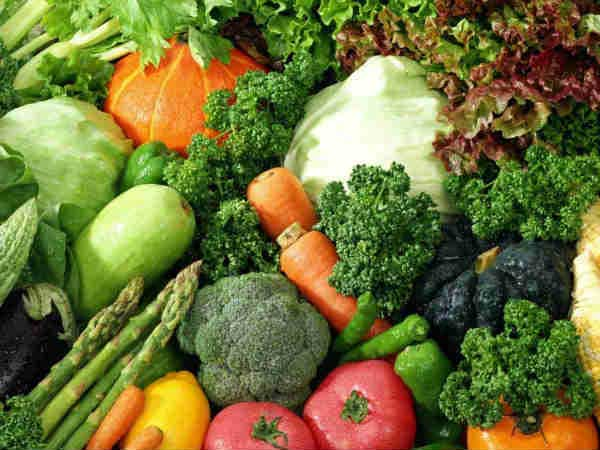 Vegetables That Help To Keep Your Body Cool