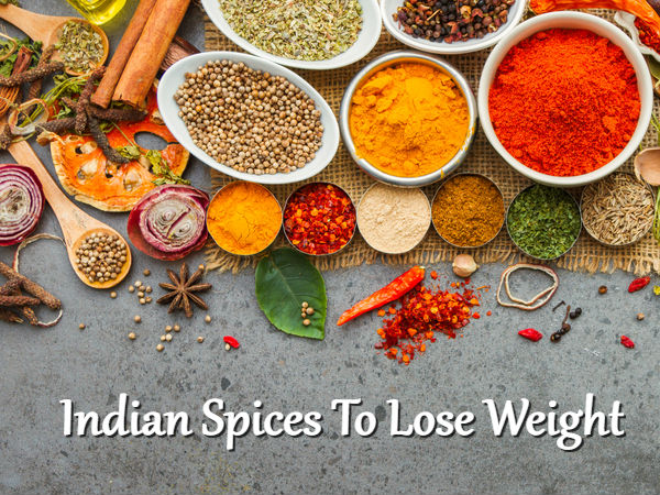 Best Spices & Drinks That Will Help You Lose Weight