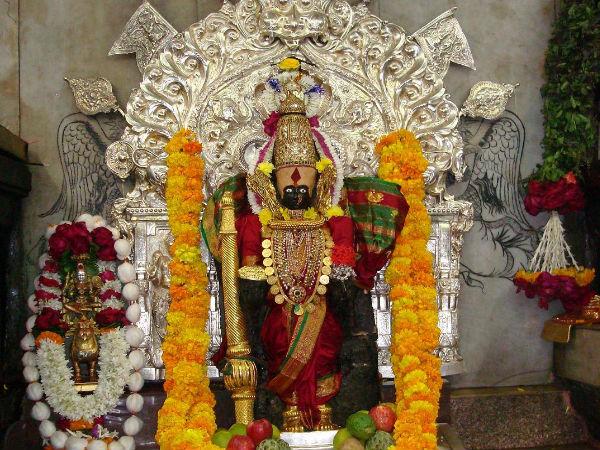 The Story Of Kolhapur Maha Lakshmi & Akshaya Tritiya