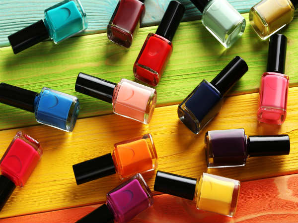 health problems caused by nail polish