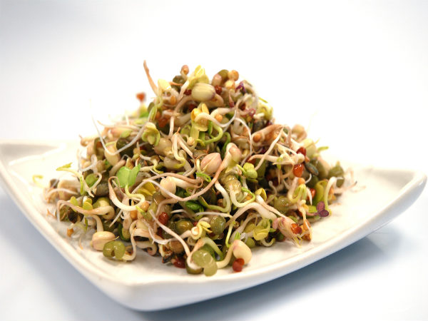 What Happens When You Include Sprouts In Your Daily Diet!