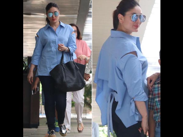 Kareena Kapoor Turns A Boring Outfit Into The Most Desirable One