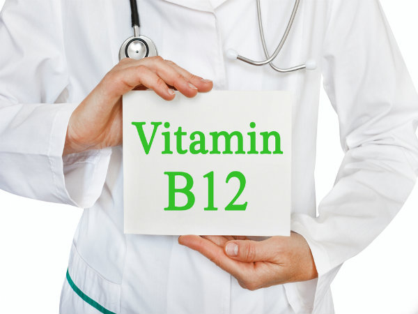 symptoms of vitamin b12 deficiency