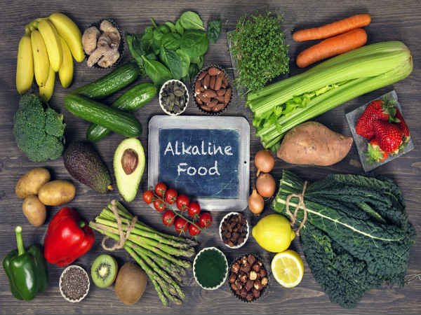 alkaline foods to fight cancer