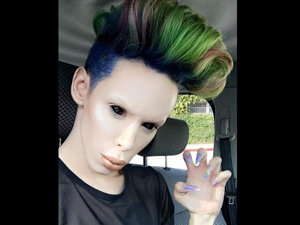 He Spent $50,000 To Transform Into A Genderless Alien