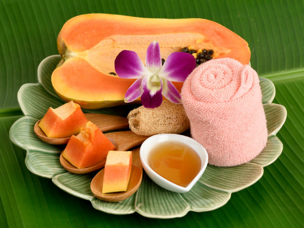 benefits of papaya on skin